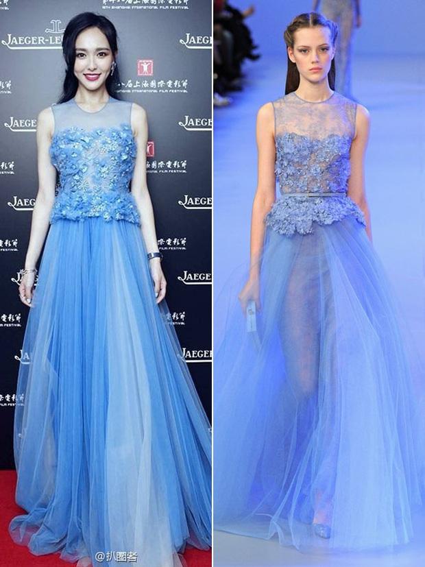 Kim Hee Sun Trung Quốc bị loạt nhân vật máu mặt tố giở thủ đoạn vì 1 chiếc váy, Phạm Băng Băng - Đường Yên cũng bị réo tên - Ảnh 5.