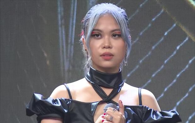 Clip: Wowy tung chảo đe dọa dàn giám khảo, MCK sợ tan cửa nát nhà khi đối đầu với bạn gái Tlinh - Ảnh 4.