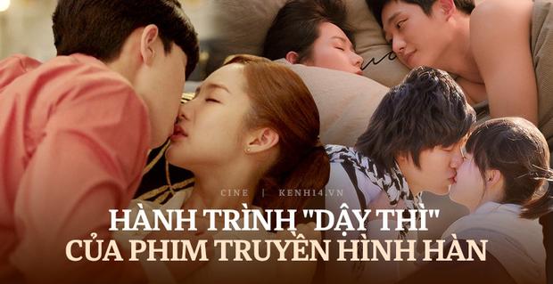 Hành trình dậy thì cực mạnh của cảnh nóng phim Hàn: Ngày nào còn hôn hít giờ cứ hở tí là hành sự liên tục! - Ảnh 1.