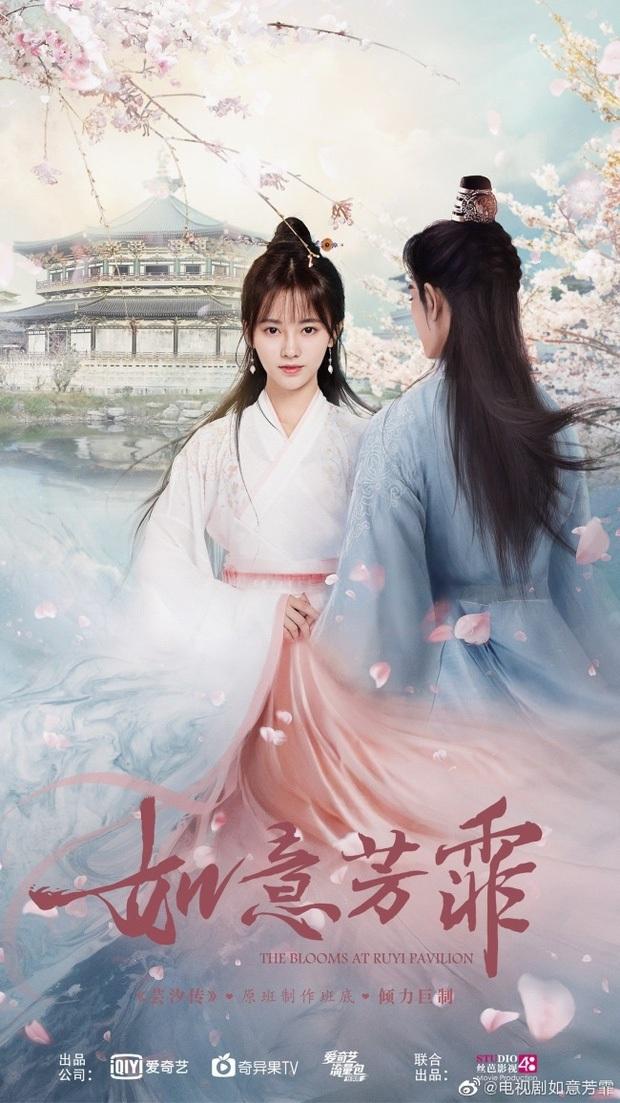 Phim mới vừa lên sóng, Cúc Tịnh Y đã dính nghi án copy - paster tạo hình chính mình từ loạt dự án trước - Ảnh 9.