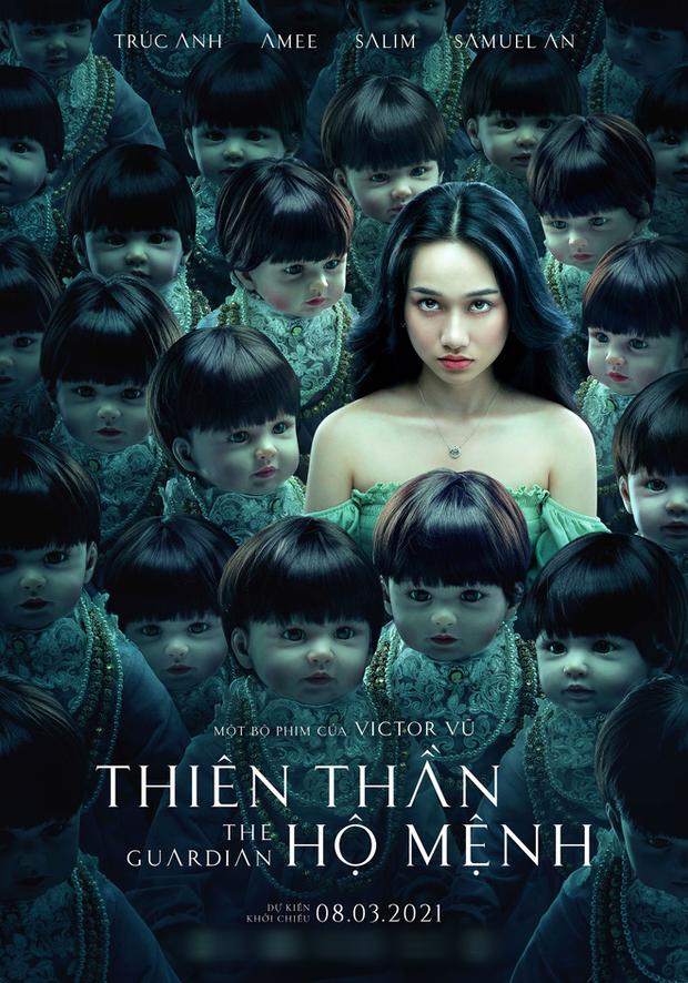 """Thiên Thần Hộ Mệnh vừa tung teaser """"rén người"""", netizen đã phát sốt phim có an toàn qua cửa kiểm duyệt? - Ảnh 2."""