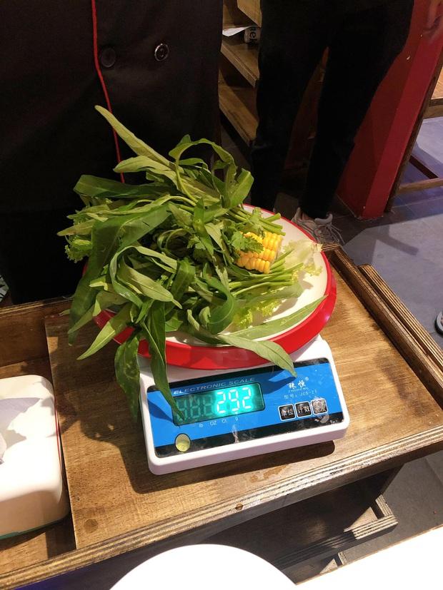 Nhà hàng buffet phạt 200k vì thừa rau muống chính thức lên tiếng: Khách order 1 lần 22 món, nhiều cáo buộc không chính xác trên MXH - Ảnh 5.