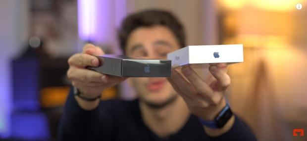 Apple có pha xử lý đi vào lòng đất: Bán iPhone 12 tại Pháp tặng kèm tai nghe nhưng lại có hộp riêng to ngang hộp điện thoại - Ảnh 1.