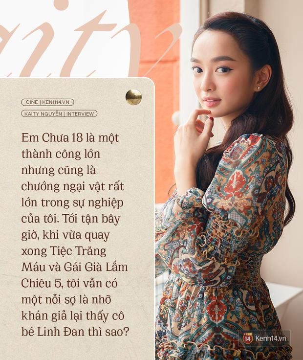 Kaity Nguyễn: Tiệc Trăng Máu đã đặt dấu chấm hết cho cuộc tình của tôi và Kiều Minh Tuấn ở Em Chưa 18 - Ảnh 3.