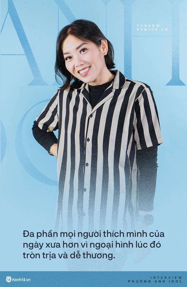 Phương Anh Idol sau khi giảm 53kg: Được mời tham gia Người Ấy Là Ai, chứ lúc mập thì ai mà dám chọn! - Ảnh 5.