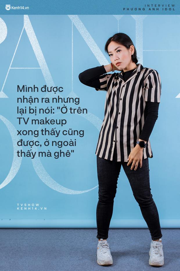 Phương Anh Idol sau khi giảm 53kg: Được mời tham gia Người Ấy Là Ai, chứ lúc mập thì ai mà dám chọn! - Ảnh 3.