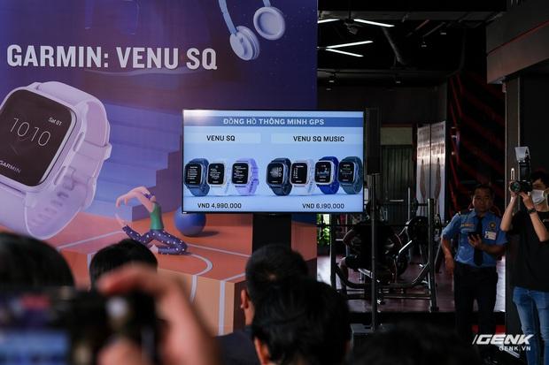Garmin ra mắt smartwatch mới, pin 6 ngày nhưng chỉ nhận tin nhắn, không nhận cuộc gọi - Ảnh 1.