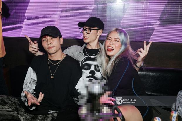 Trước ngày chiến nhau tại Rap Việt, MCK và TLinh diễn chung siêu ngọt ngào, thí sinh team Binz cũng bất ngờ đến góp vui - Ảnh 23.