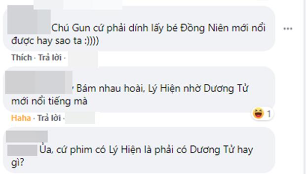 Dương Tử lộ ảnh nóng ngàn độ ở phim của Lý Hiện, netizen chói mắt: Hai anh chị tính bám nhau hoài sao? - Ảnh 2.