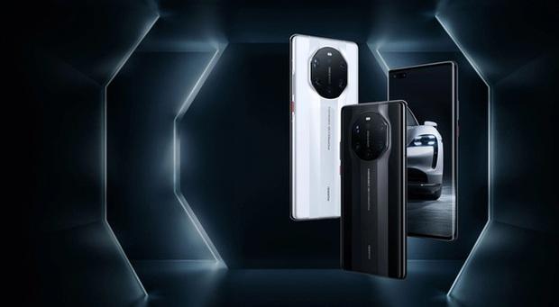 Huawei ra mắt Mate40 RS Porsche Design: Thiết kế đẳng cấp, có thêm camera đo thân nhiệt, giá 63 triệu đồng - Ảnh 1.