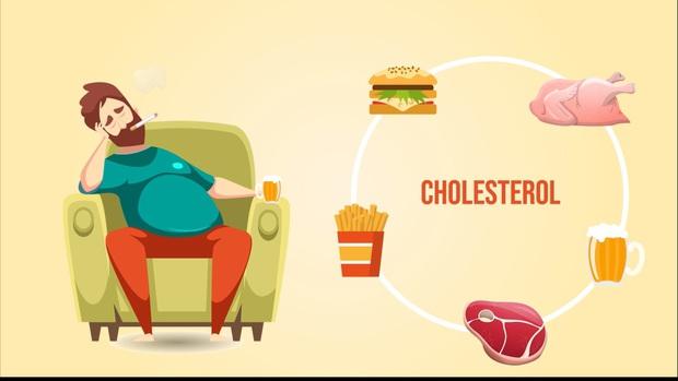 Bộ Y tế cảnh báo: Cứ 10 người trưởng thành thì có 3 người bị thừa cholesterol, nguyên căn dẫn đến những căn bệnh có tỷ lệ tử vong cao hơn cả ung thư - Ảnh 2.