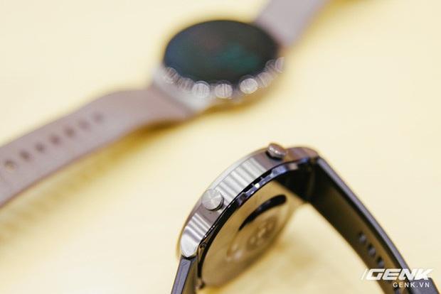 Trên tay Huawei Watch GT 2 Pro chính thức tại Việt Nam: đồng hồ thể thao cao cấp, pin đến 2 tuần giá 8,99 triệu đồng - Ảnh 2.