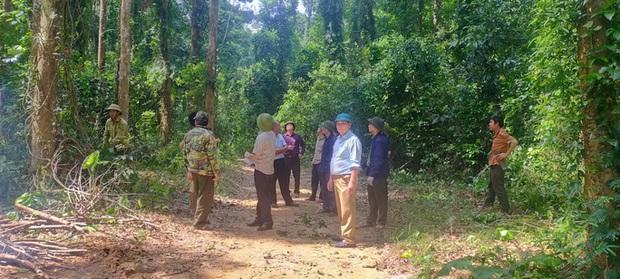 Đi rừng, 2 người dân Quảng Bình bị lũ cuốn tử vong - Ảnh 1.