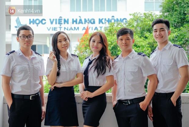 Các trường ĐH có đồng phục đẹp nhất Việt Nam, nhìn là muốn xách ba lô lên và đi học ngay lập tức! - Ảnh 4.