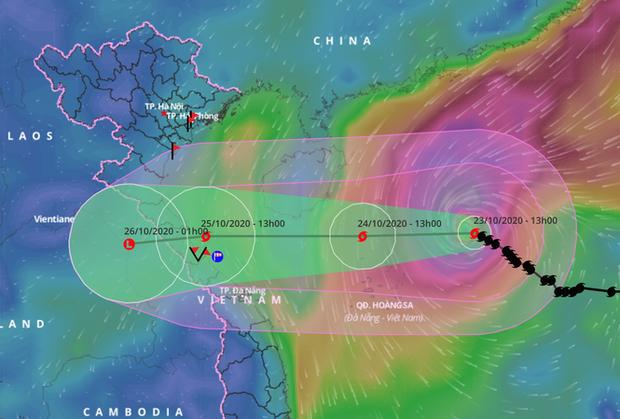 Khả năng hình thành bão số 9 mạnh hơn cơn bão đang hoành hành trên biển Đông - Ảnh 1.