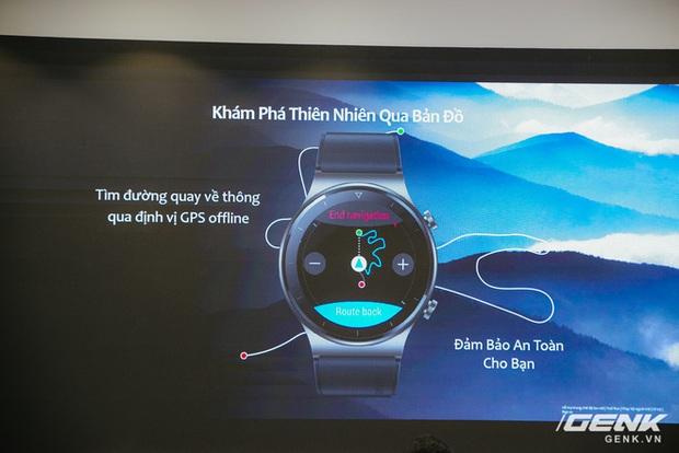 Trên tay Huawei Watch GT 2 Pro chính thức tại Việt Nam: đồng hồ thể thao cao cấp, pin đến 2 tuần giá 8,99 triệu đồng - Ảnh 11.