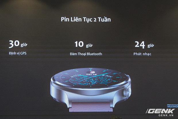 Trên tay Huawei Watch GT 2 Pro chính thức tại Việt Nam: đồng hồ thể thao cao cấp, pin đến 2 tuần giá 8,99 triệu đồng - Ảnh 13.