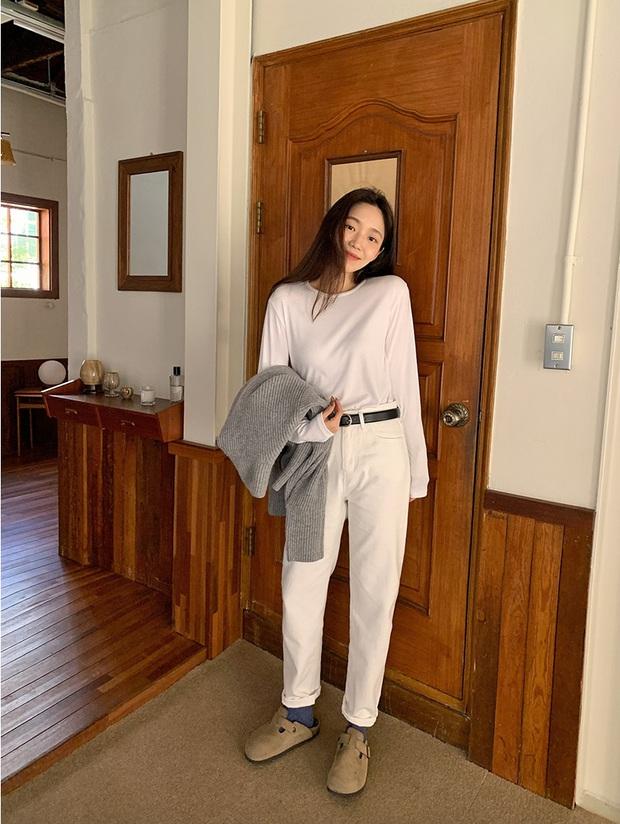 Để lúc nào cũng trẻ trung trendy, các nàng cứ lựa đúng 5 kiểu quần dài sau mà diện - Ảnh 13.