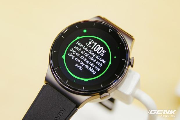Trên tay Huawei Watch GT 2 Pro chính thức tại Việt Nam: đồng hồ thể thao cao cấp, pin đến 2 tuần giá 8,99 triệu đồng - Ảnh 14.