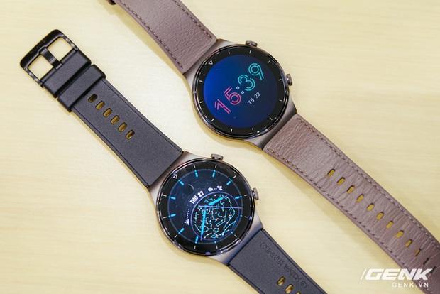 Trên tay Huawei Watch GT 2 Pro chính thức tại Việt Nam: đồng hồ thể thao cao cấp, pin đến 2 tuần giá 8,99 triệu đồng - Ảnh 16.