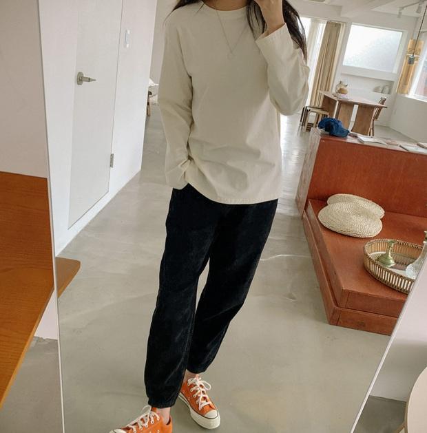 Để lúc nào cũng trẻ trung trendy, các nàng cứ lựa đúng 5 kiểu quần dài sau mà diện - Ảnh 17.