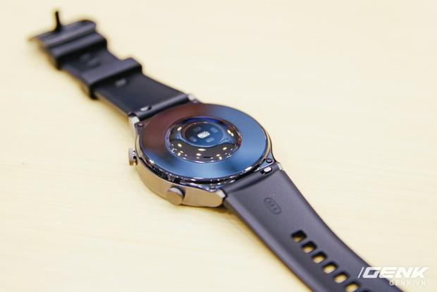 Trên tay Huawei Watch GT 2 Pro chính thức tại Việt Nam: đồng hồ thể thao cao cấp, pin đến 2 tuần giá 8,99 triệu đồng - Ảnh 3.