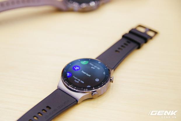 Trên tay Huawei Watch GT 2 Pro chính thức tại Việt Nam: đồng hồ thể thao cao cấp, pin đến 2 tuần giá 8,99 triệu đồng - Ảnh 4.