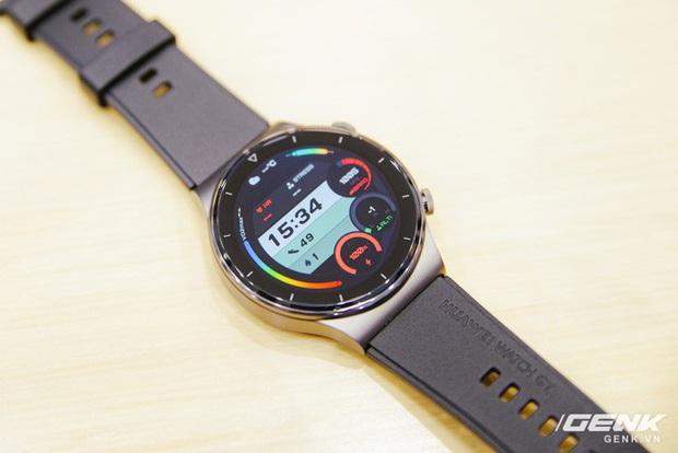 Trên tay Huawei Watch GT 2 Pro chính thức tại Việt Nam: đồng hồ thể thao cao cấp, pin đến 2 tuần giá 8,99 triệu đồng - Ảnh 5.