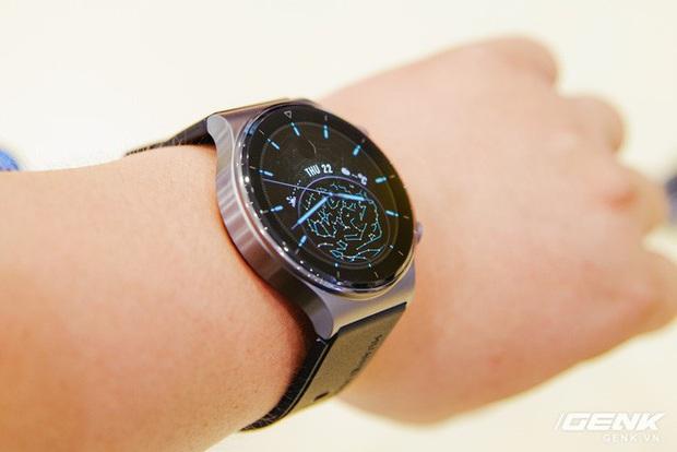 Trên tay Huawei Watch GT 2 Pro chính thức tại Việt Nam: đồng hồ thể thao cao cấp, pin đến 2 tuần giá 8,99 triệu đồng - Ảnh 6.