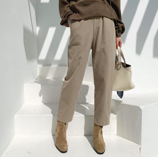 Công thức boots + quần với 3 chiêu nâng tầm 100% thời thượng cho các nàng mùa lạnh này - Ảnh 6.