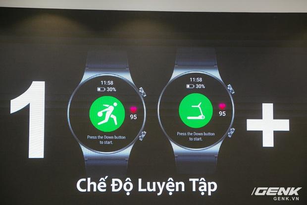 Trên tay Huawei Watch GT 2 Pro chính thức tại Việt Nam: đồng hồ thể thao cao cấp, pin đến 2 tuần giá 8,99 triệu đồng - Ảnh 7.