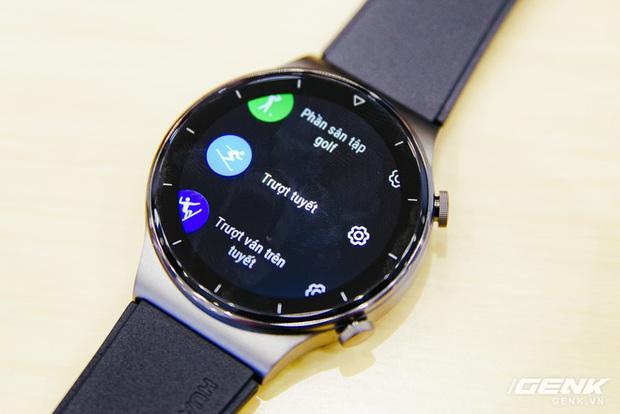 Trên tay Huawei Watch GT 2 Pro chính thức tại Việt Nam: đồng hồ thể thao cao cấp, pin đến 2 tuần giá 8,99 triệu đồng - Ảnh 8.