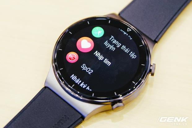 Trên tay Huawei Watch GT 2 Pro chính thức tại Việt Nam: đồng hồ thể thao cao cấp, pin đến 2 tuần giá 8,99 triệu đồng - Ảnh 9.