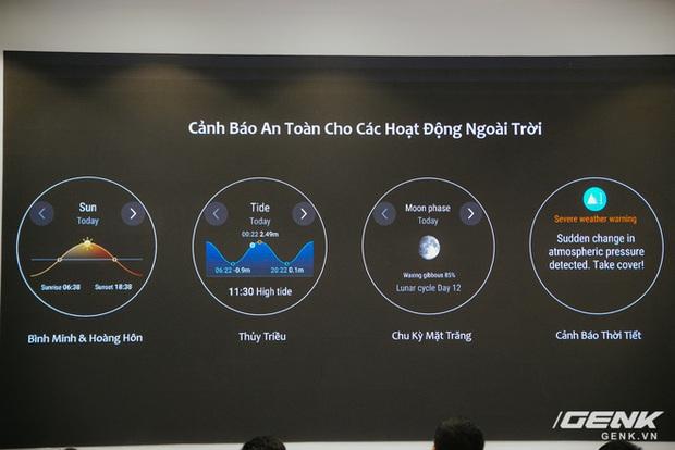 Trên tay Huawei Watch GT 2 Pro chính thức tại Việt Nam: đồng hồ thể thao cao cấp, pin đến 2 tuần giá 8,99 triệu đồng - Ảnh 10.