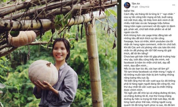 YouTuber Bếp Trên Đỉnh Đồi nói mình là nạn nhân sau scandal đạo nhái Lý Tử Thất, netizen phẫn nộ không phục vì thái độ lảng tránh - Ảnh 1.