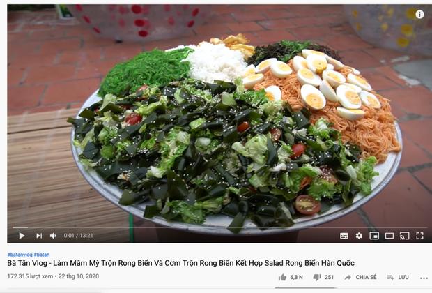 Khách ăn chực nhà bà Tân Vlog bị netizen tố nhè đồ ăn mà nói dối ngon lắm: Vì góc quay hay vì đồ bà nấu có vấn đề đây? - Ảnh 1.