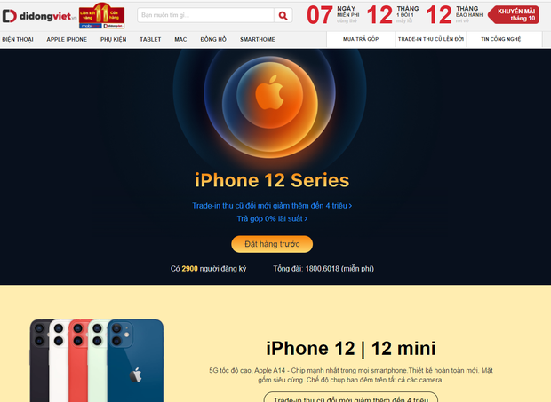 Nhiều người Việt chọn đặt hàng iPhone 12 Pro Max, giá bán khá cao nhưng có nhiều khuyến mãi - Ảnh 4.