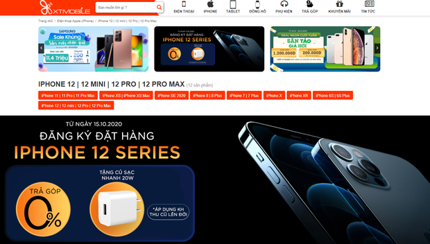 Nhiều người Việt chọn đặt hàng iPhone 12 Pro Max, giá bán khá cao nhưng có nhiều khuyến mãi - Ảnh 5.