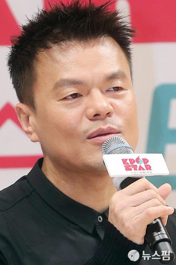 Phát ngôn đề cao nhân cách hơn tài năng ở idol khi tuyển chọn TWICE của Park Jin Young hot trở lại sau vụ việc Irene lăng mạ BTV - Ảnh 1.