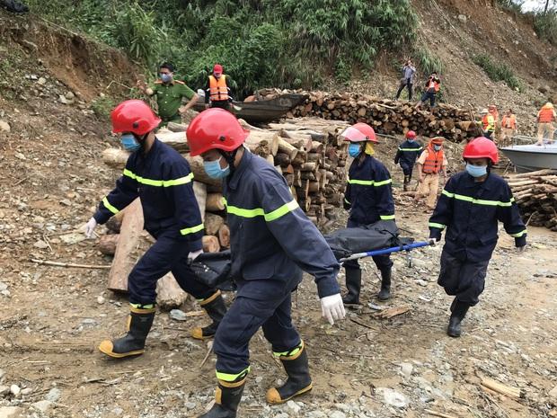 Tìm thấy thi thể công nhân thứ 4 tại thủy điện Rào Trăng 3, đang xét nghiệm AND để xác định danh tính 2 nạn nhân - Ảnh 1.