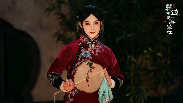 Tình địch Trần Tinh Húc phá nát Bên Tóc Mai Không Phải Hải Đường Hồng của Vu Chính với màn cosplay dở banh nóc - Ảnh 7.