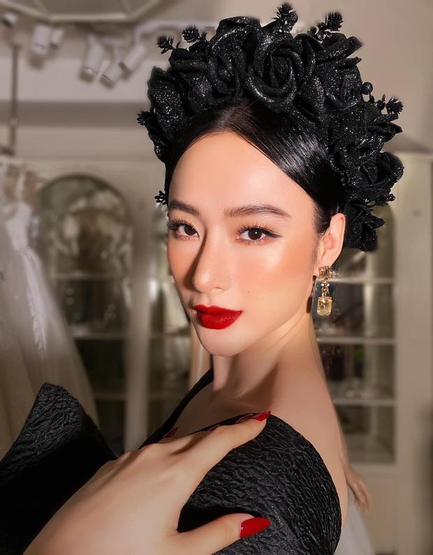 MXH dậy sóng với ảnh mới của Angela Phương Trinh: Ăn vận sexy khoe vòng 1 hờ hững, góc nghiêng khiến dân tình xuýt xoa - Ảnh 3.