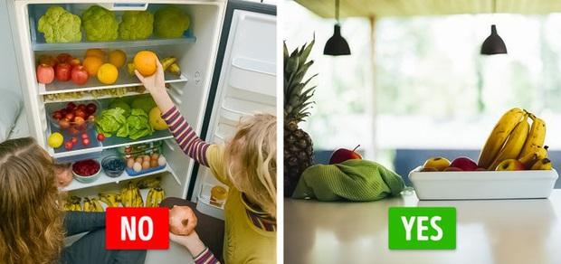 Những loại thực phẩm tốt nhất bạn không nên cho vào tủ lạnh nếu muốn giữ chúng lâu hơn, hoá ra đó giờ ai cũng bảo quản sai - Ảnh 2.