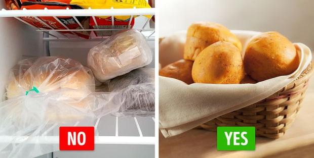 Những loại thực phẩm tốt nhất bạn không nên cho vào tủ lạnh nếu muốn giữ chúng lâu hơn, hoá ra đó giờ ai cũng bảo quản sai - Ảnh 5.