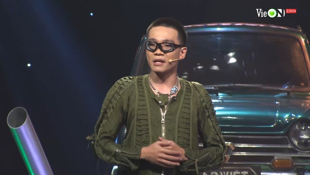 F đáp trả lùm xùm chơi xấu bằng bài rap chất lừ, thẳng thắn nhắc đến ồn ào của MC Trấn Thành tại Rap Việt - Ảnh 5.