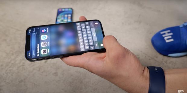 Tin không vui cho các hãng bán kính cường lực, Ceramic Shield trên iPhone 12 thực sự rất bền! - Ảnh 3.