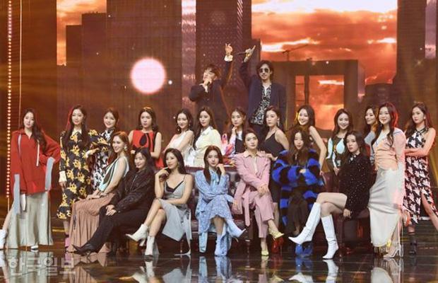 Cuộc thi Hoa hậu Hàn Quốc lạ đời nhất lịch sử: Phông nền hội chợ, Hoa hậu ỉu xìu khi nhận giải, dàn thí sinh trình diễn như idol Kpop - Ảnh 8.