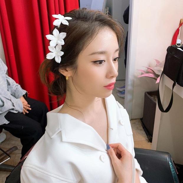 Im ắng lâu lâu, Jiyeon (T-ara) bỗng vọt lên top Dispatch: Sốc không hề nhẹ vì sống mũi cầu trượt hoàn hảo nhất Kpop? - Ảnh 5.