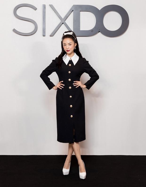 Angela Phương Trinh comeback chặt đẹp dàn mỹ nhân, Khánh Linh đã dát vàng lông mày còn xách túi lồng chim gần nửa tỷ - Ảnh 3.