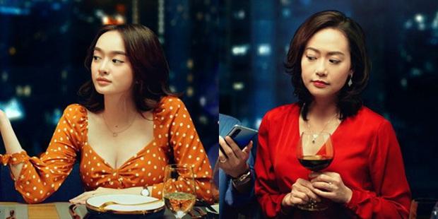 Hóa ra loạt twist drama của Tiệc Trăng Máu đã được tiết lộ qua quần áo đầy ẩn ý ngay từ đầu phim? - Ảnh 7.